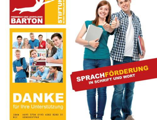 Friedrich und Leopoldine Barton Stiftung